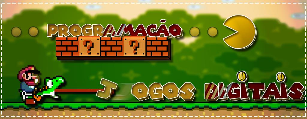 Imagem do curso - PROGRAMAÇÃO DE JOGOS DIGITAIS