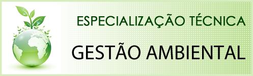 Imagem do curso - ESPECIALIZAÇÃO TÉCNICA - GESTÃO AMBIENTAL